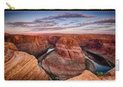 A Horseshoe Bend Morning  Carry-all Pouch