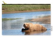 A Hot Day In The Hallo Bay Katmai National Park Preserve Carry-all Pouch