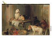 A Jack In Office Carry-all Pouch by Sir Edwin Landseer