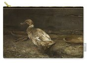 A Khaki Campbell Duck - Sir George Pirie Carry-all Pouch