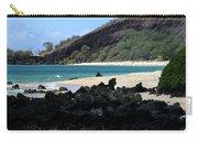 A L O H A  E Ala E Puu Olai Oneloa Big Beach Makena Maui Hawaii Carry-all Pouch