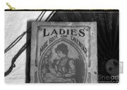 A Ladies Memories Carry-all Pouch