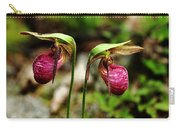 A Lady's Slippers Carry-all Pouch