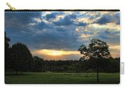 A Lake Eufaula Summer Sunrise Carry-all Pouch