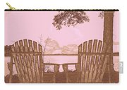 A Lake Murray Sc Sketch Carry-all Pouch
