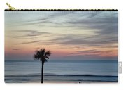 Daytona Beach Sunrise Carry-all Pouch