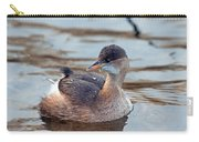 A Little Grebe Carry-all Pouch
