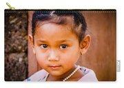 A Little Khmer Beauty Carry-all Pouch