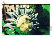 A Little Piece Of Sunshine In Ma's Garden Carry-all Pouch