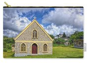 A Lovely Jamaican Church Carry-all Pouch