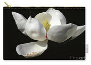 A Magnolia Flower Carry-all Pouch