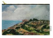 A Maltese Country Landscape Carry-all Pouch