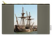 A Maritime Museum Of San Diego San Salvador Shot Carry-all Pouch