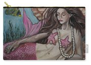 A Mermaid Named Pearl Carry-all Pouch