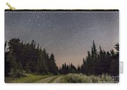 A Meteor And The Big Dipper Carry-all Pouch