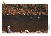A Moment By The Water Carry-all Pouch