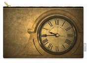 A Moment In Time Carry-all Pouch by Evelina Kremsdorf