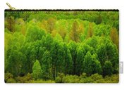 A Moment Of Green Carry-all Pouch