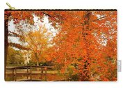 A Morning In Autumn - Lake Carasaljo Carry-all Pouch