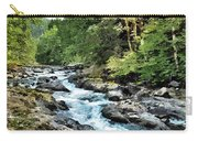 A Mountain River 2 Carry-all Pouch