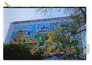 A Mural On The San Antonio Riverwalk Carry-all Pouch