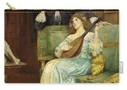 A Musical Interlude Carry-all Pouch