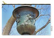 A Navy Yard Urn In Lafayette Square -- West Carry-all Pouch