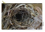 A Nest In A Box Carry-all Pouch