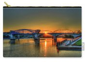 A New Day Chattanooga Sunrise Market Street Bridge Carry-all Pouch