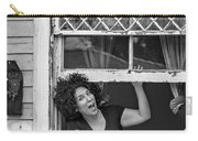 A New Orleans Greeting Bw Carry-all Pouch
