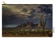 A Night In The Superstitions  Carry-all Pouch