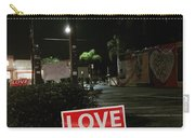 A Night Walk In Orlando  Carry-all Pouch