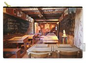 A One Room Schoolhouse Of Old Tucson, Tucson, Arizona Carry-all Pouch