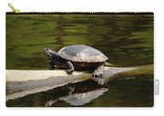 A Painted Reflection Carry-all Pouch