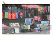 A Painting Artist Carry-all Pouch