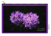 A Pair Of Alliums Carry-all Pouch