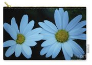 A Pair Of Daisies Carry-all Pouch