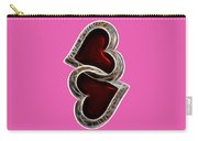 A Pair Of Hearts Carry-all Pouch