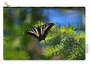 A Pale Swallowtail Carry-all Pouch