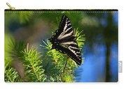 A Pale Swallowtail Vertical Carry-all Pouch