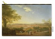 A Panoramic View Of Florence From Bellosguardo Carry-all Pouch