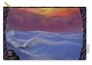 A Pastel Seascape  Carry-all Pouch