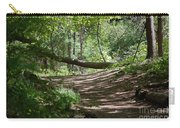 A Path In The Woods Carry-all Pouch