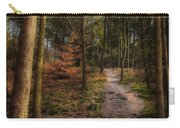 A Path Through The Woods Carry-all Pouch