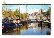 A Peaceful Canal Scene - The Netherlands L B Carry-all Pouch