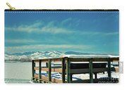 A Peaceful Pier Carry-all Pouch