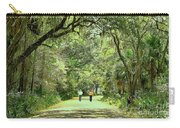 A Peaceful Walk Carry-all Pouch