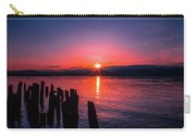 A Pend Oreillle Sunrise Carry-all Pouch