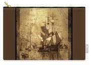 A Pirate Looks At Forty Schooner Wharf Carry-all Pouch