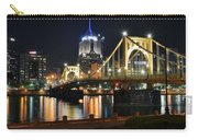 A Pittsburgh Panorama Carry-all Pouch